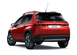 Peugeot 2008 SUV Rental Car Dubai