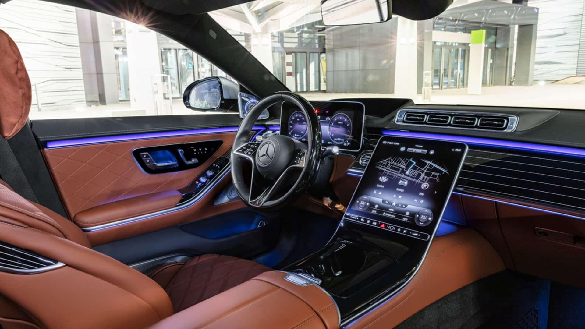 Mercedes Benz S560L