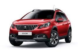 Rent a Peugeot 2008 SUV Car Dubai