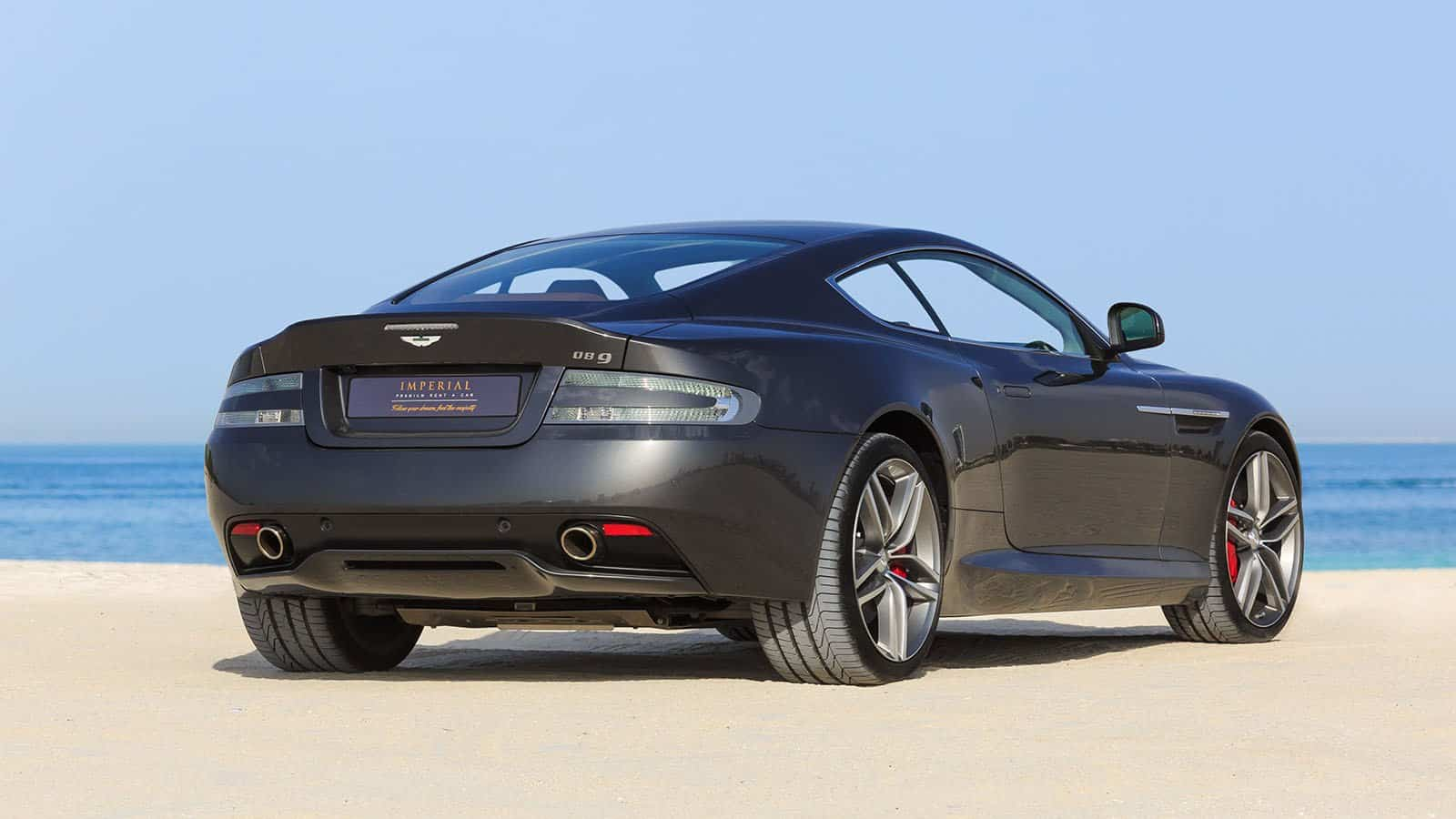 Rent Aston Martin DB9 Car in UAE