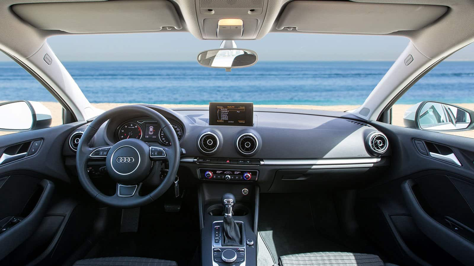Audi A3 Dubai Car Rental