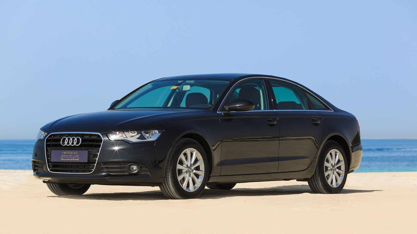 Audi A6 Dubai Car Rental