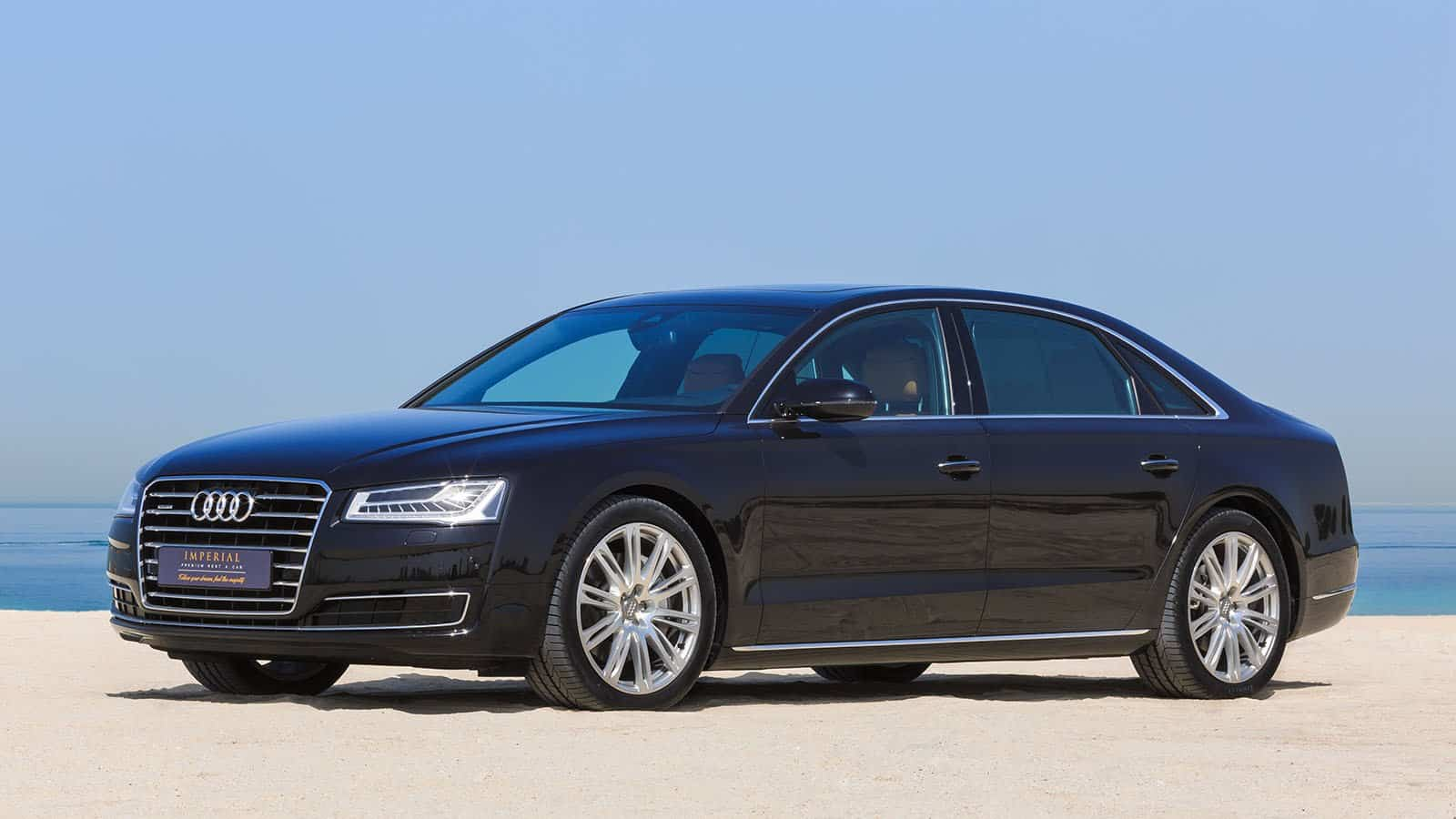 audi a8 rent dubai imperial premium rent a car. Black Bedroom Furniture Sets. Home Design Ideas
