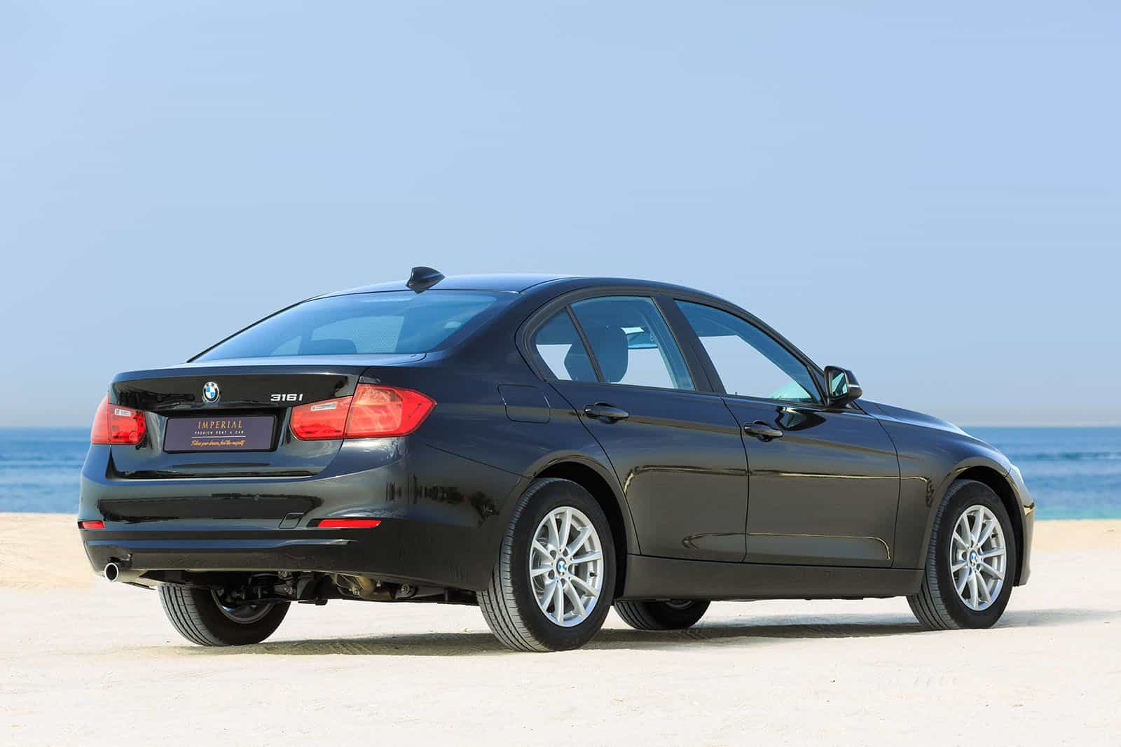 bmw 316i for rent dubai imperial premium rent a car. Black Bedroom Furniture Sets. Home Design Ideas
