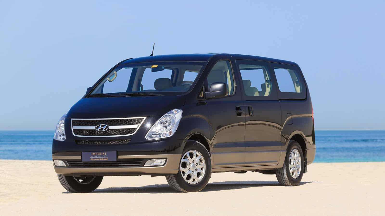 hyundai h1 dubai rent imperial premium rent a car. Black Bedroom Furniture Sets. Home Design Ideas