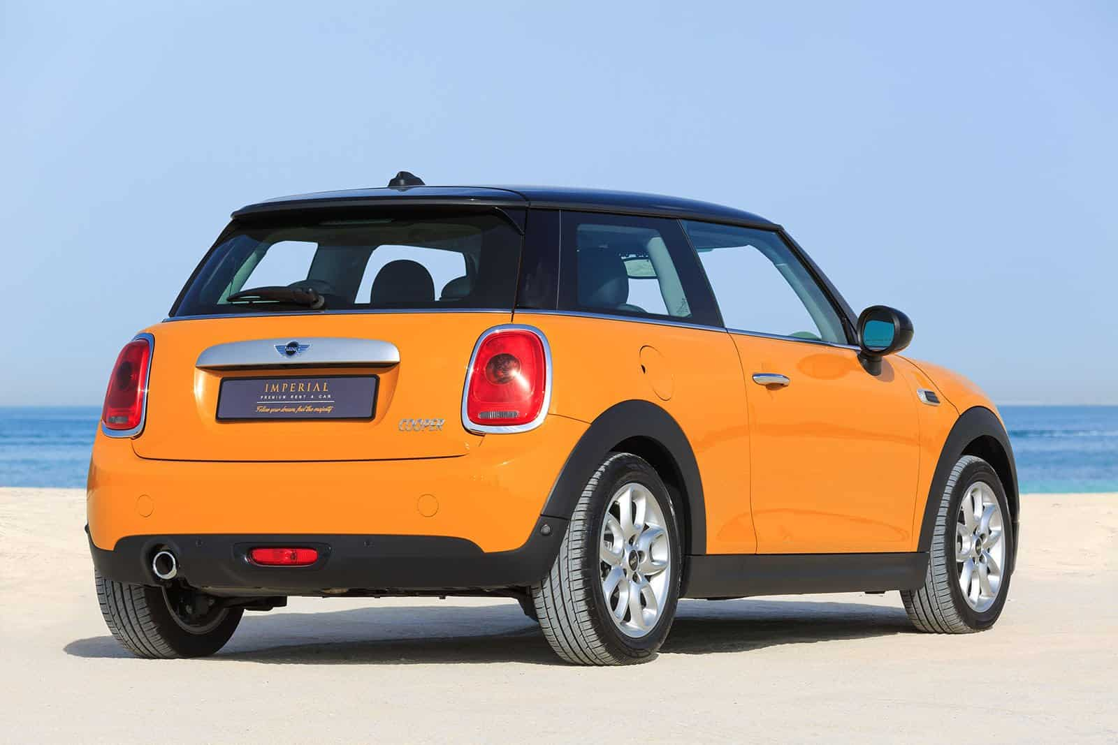 MINI COOPER Rent Dubai