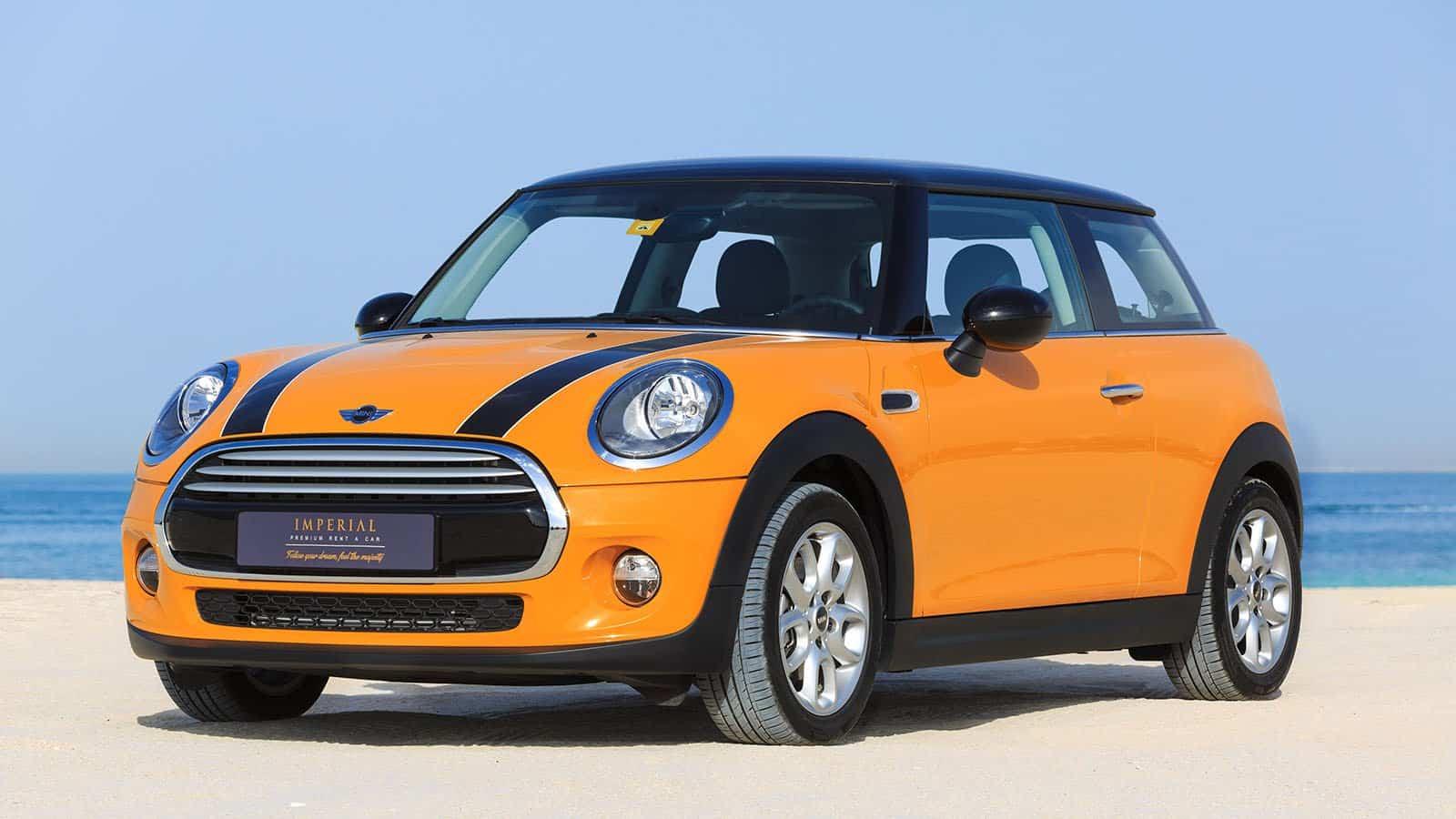 Mini cooper rent dubai imperial premium rent a car for Cooper rentals