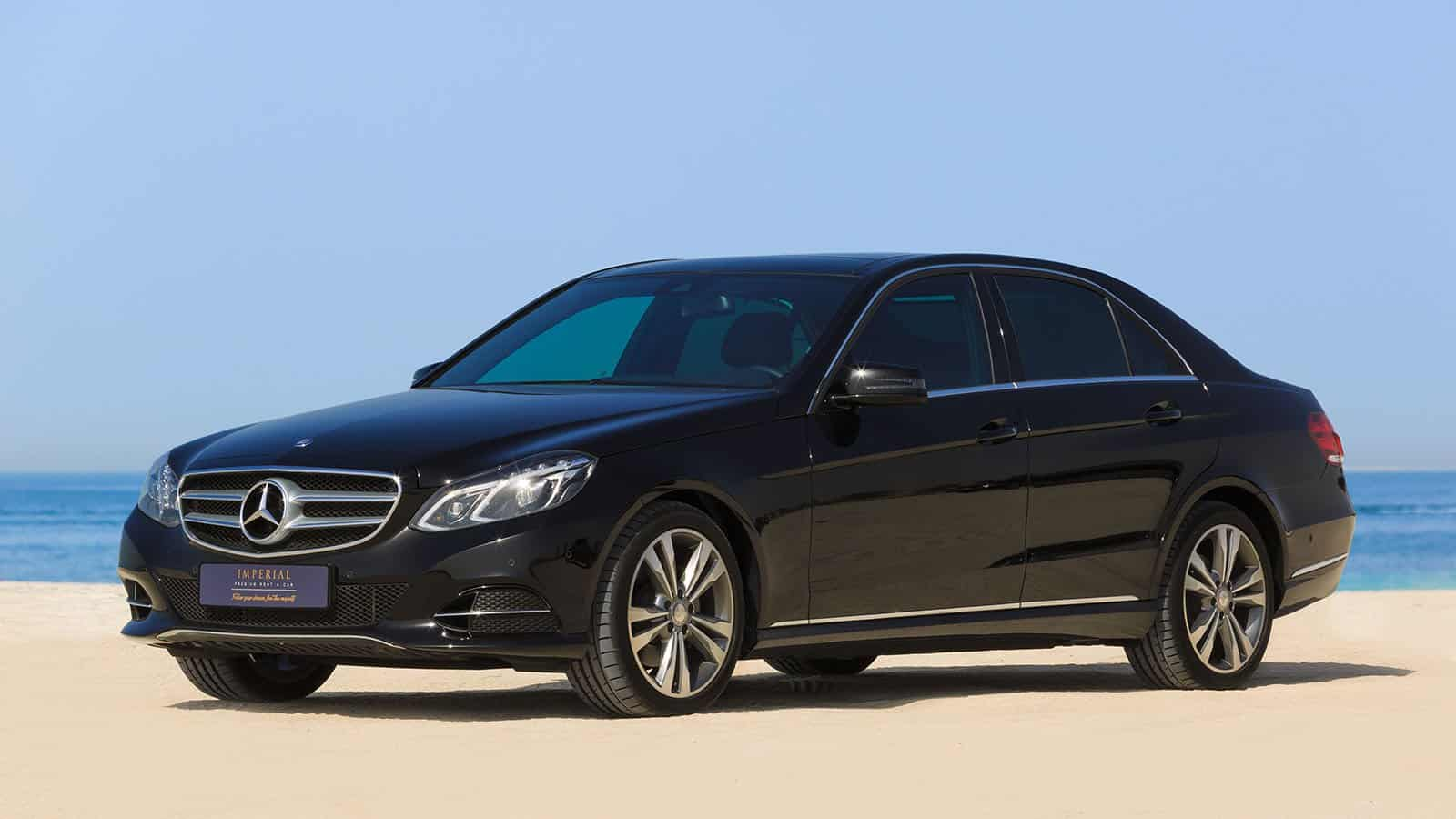 Mercedes Benz E Class Rent Dubai Imperial Premium Rent A Car