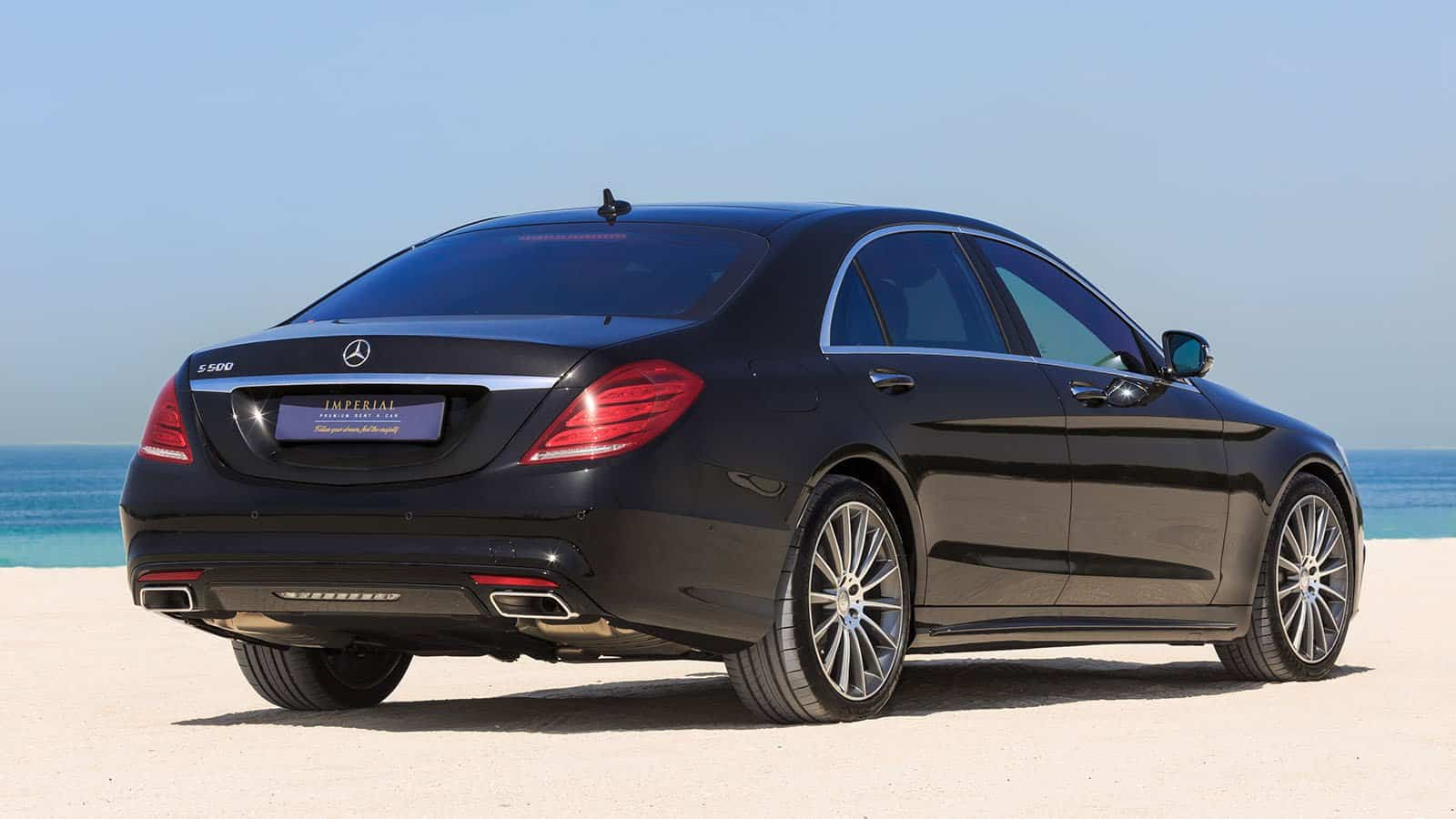 Mercedes Benz S400 Rent Dubai Imperial Premium Rent A Car