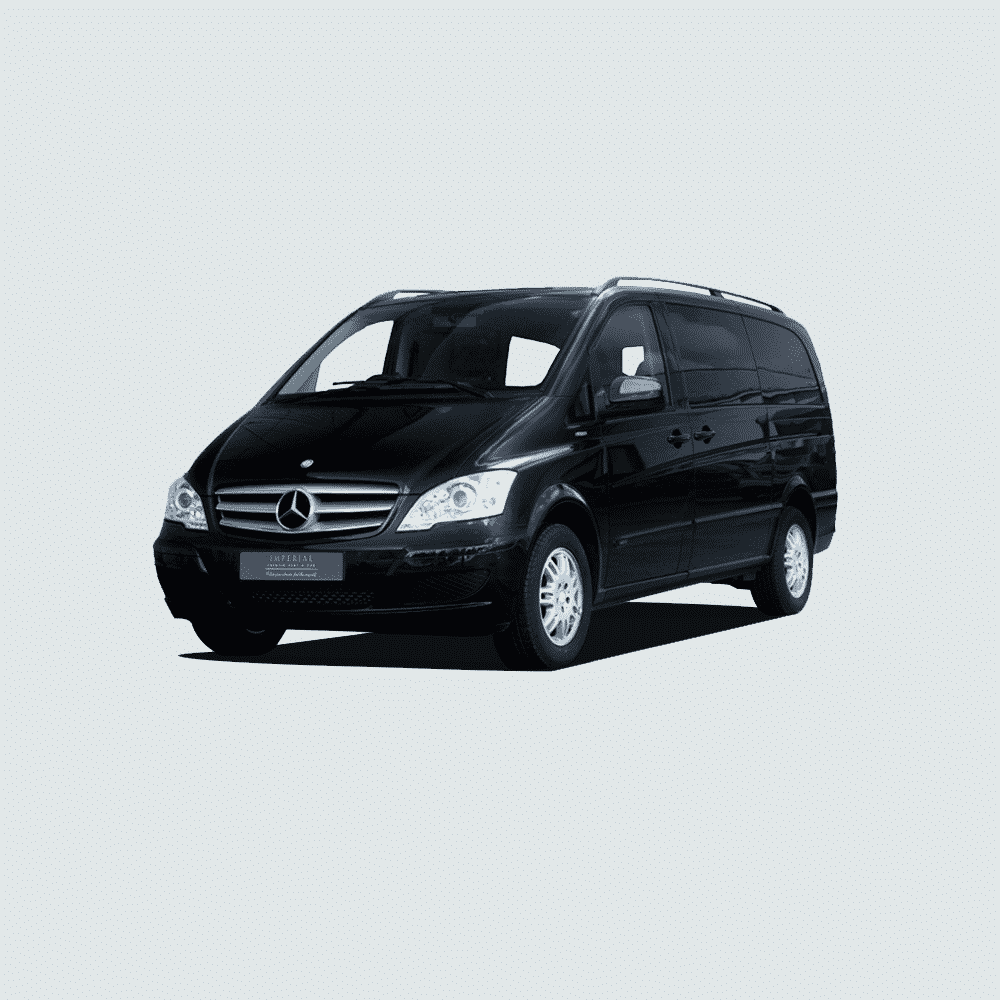 Mercedes Benz Viano Dubai Car Rental