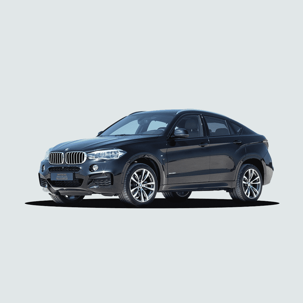 Bmw X6 S: Imperial Premium Rent A Car Dubai