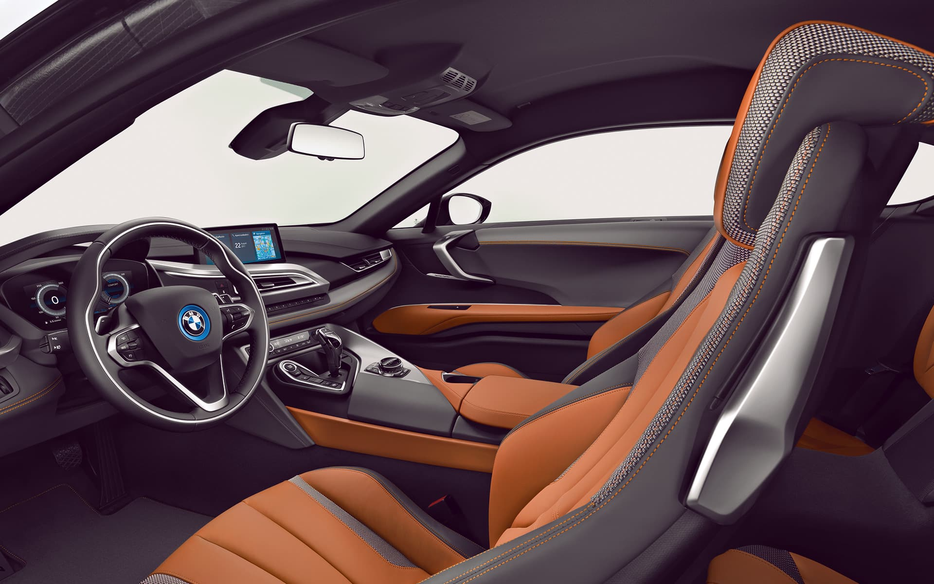 BMW i8 Rental Car Dubai
