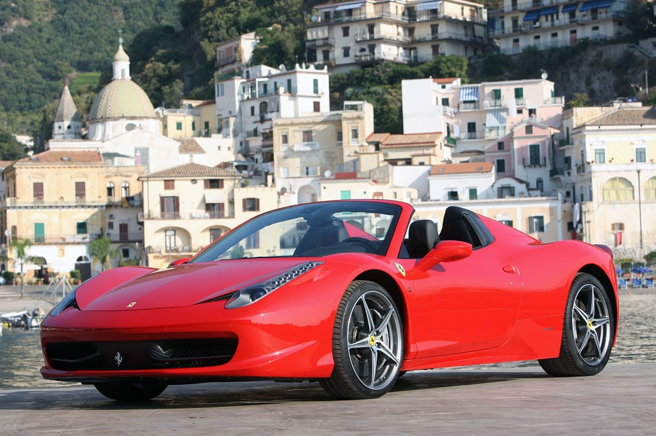 Ferrari Spider 458 Rent Dubai | Imperial Premium Rent a Car