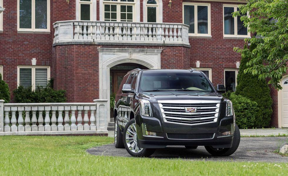 Cadillac Escalade XL