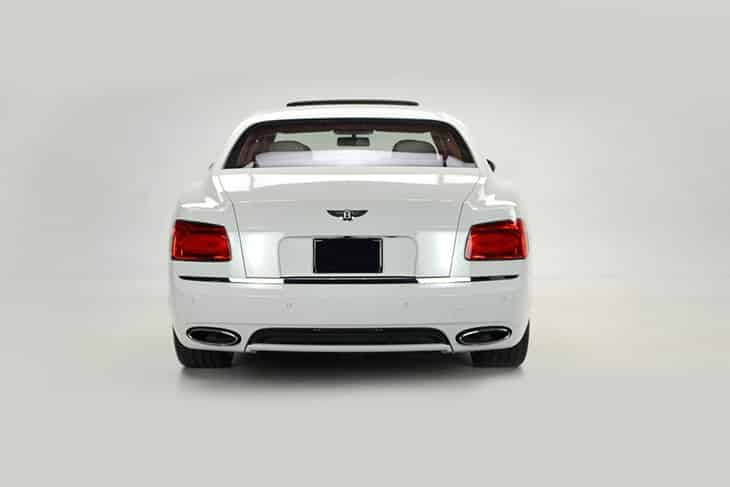 Bentley Flying Spur Car Rental Dubai