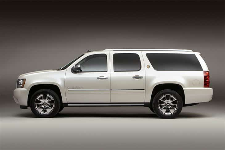 Chevrolet Suburban Car Rent Dubai