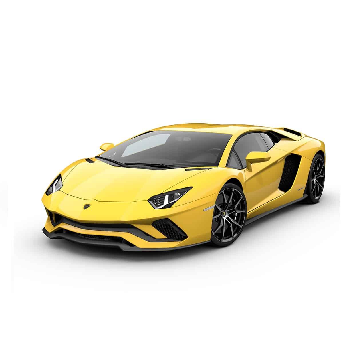Lamborghini Aventador S Coupe Rent Dubai
