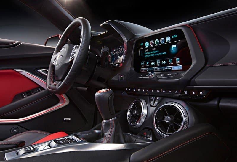 Chevrolet Camaro SS Rent a Car Dubai