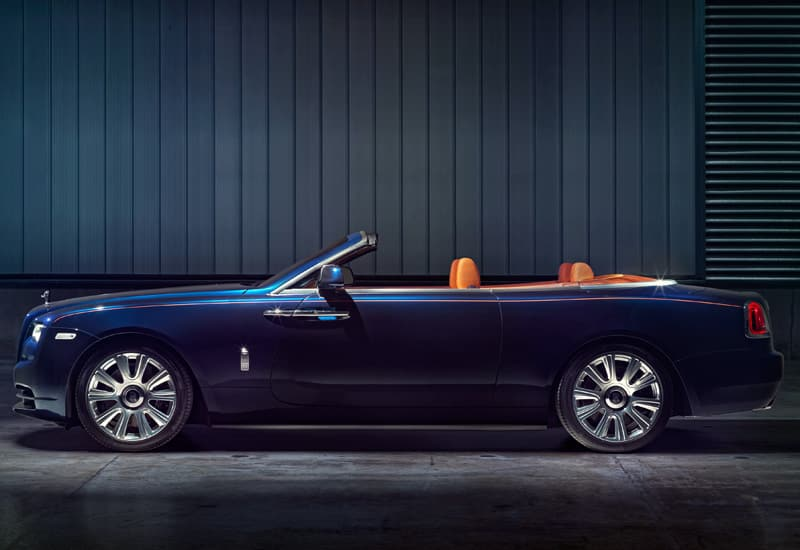 Rolls Royce Dawn Rent Dubai