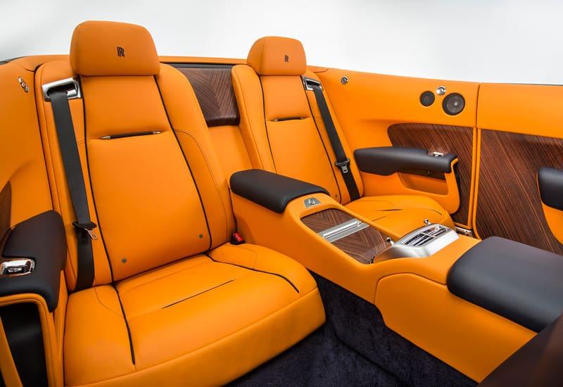 Rent Rolls Royce Dawn Car Dubai