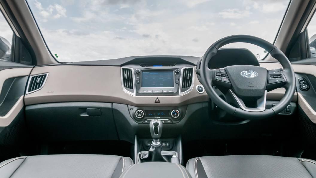 Hyundai Creta SUV Dubai Car Rental