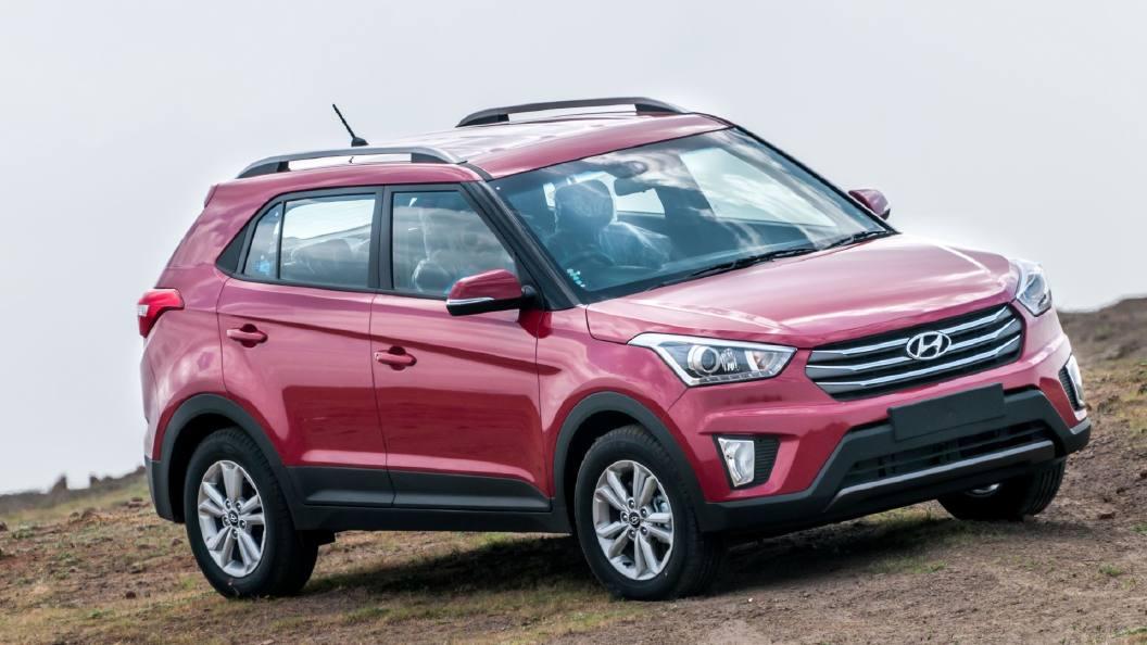 Hyundai Creta SUV Car Rental Dubai