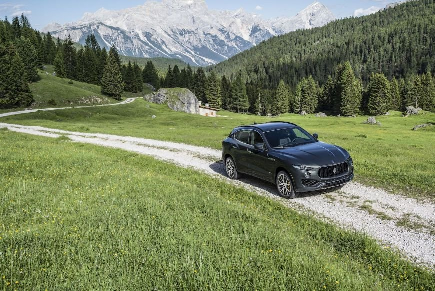 Maserati Levante SUV Car Rental UAE