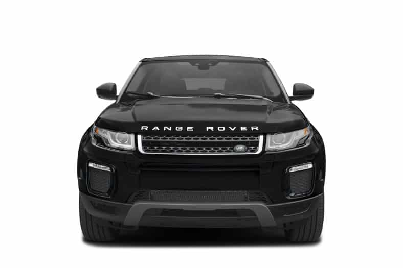 rent a car range rover evoque