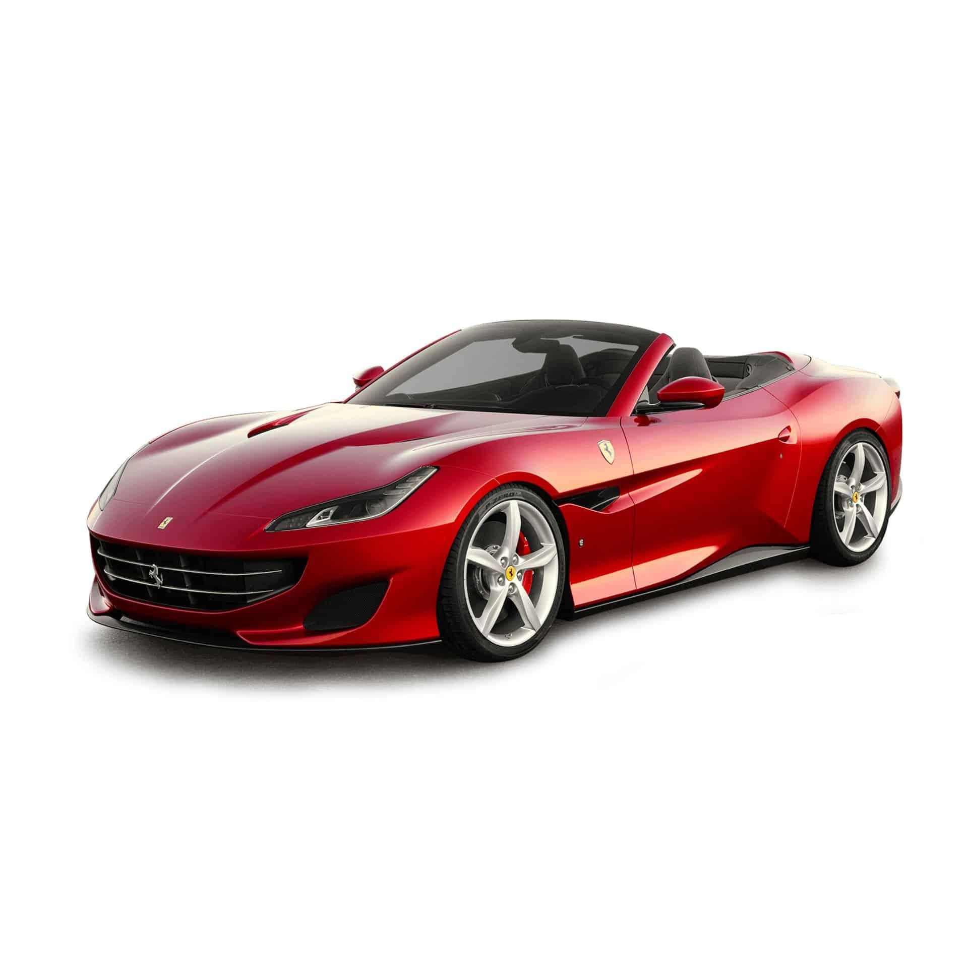 Ferrari Portofino Rent Dubai